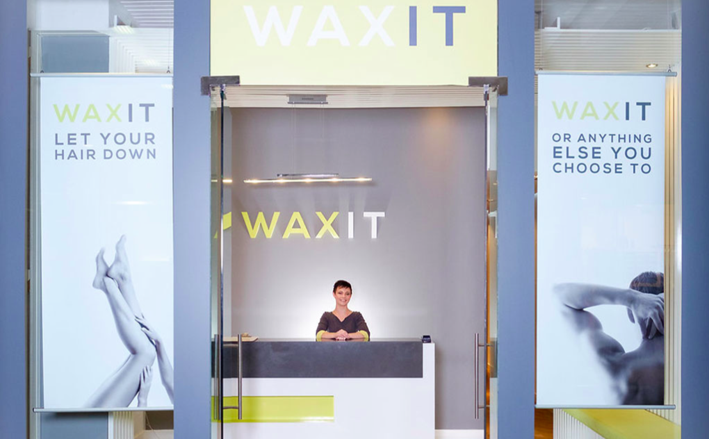 WAXIT salons can be found in and around Gauteng