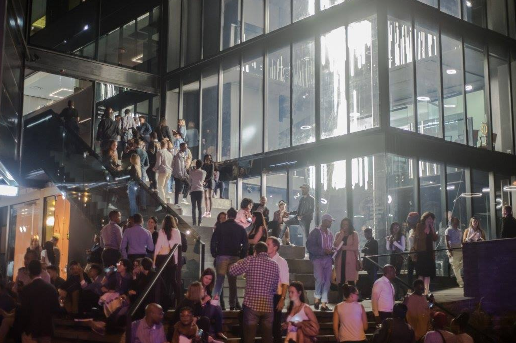 First Thursdays Rosebank takes place on the first Thursday of every month