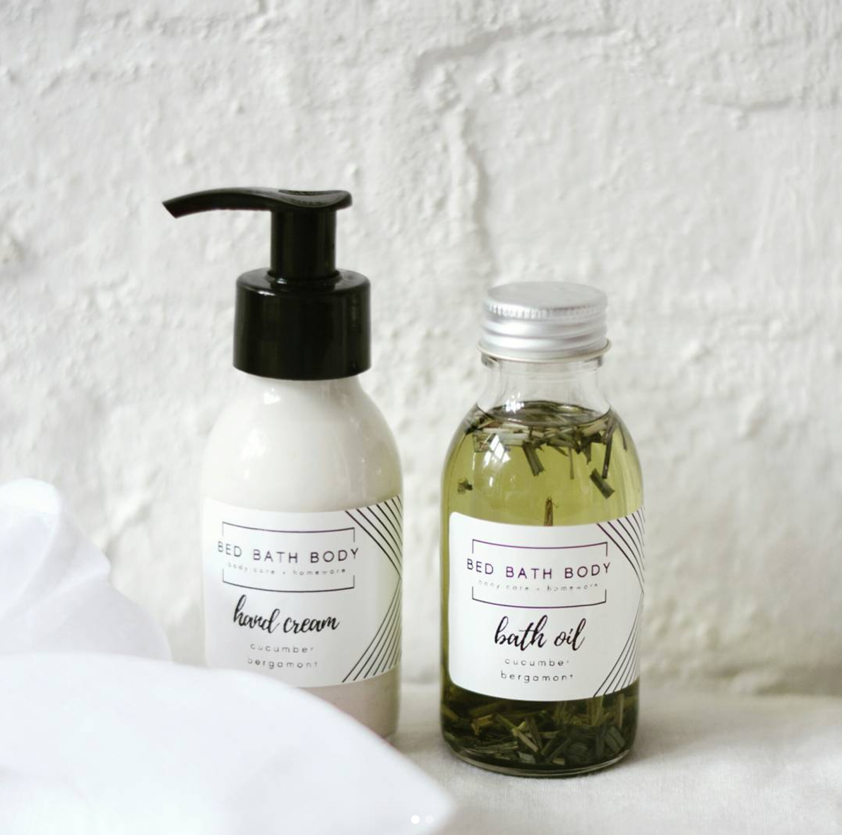 Bed Bath Body products are natural and paraben-free