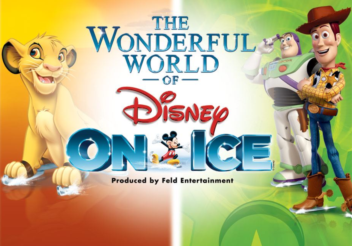 Disney On Ice returns to Joburg at the Ticketpro Dome from 30th June to 9th July