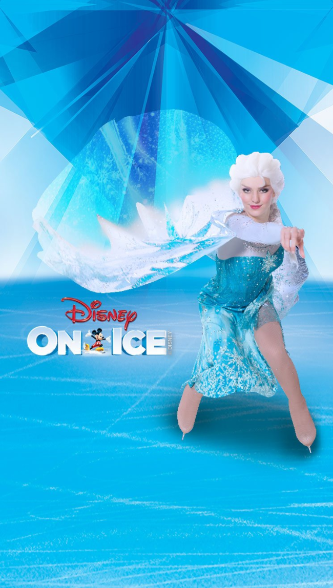 Disney on Ice will feature some of Disney's most loved characters